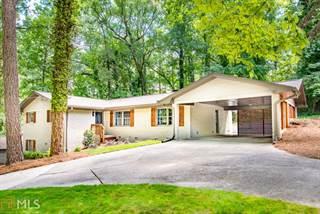 Single Family for sale in 3621 Embry Cir, Atlanta, GA, 30341