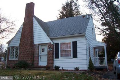 Residential Property for sale in 18813 PRESTON RD, Hagerstown, MD, 21742