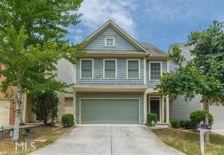 Townhomes for Sale in Candler - McAfee - 4 Townhouses in