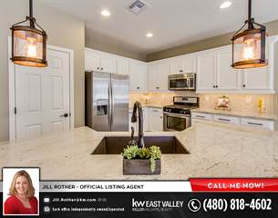 Single Family for sale in 17943 W GLENHAVEN Drive, Goodyear, AZ, 85338