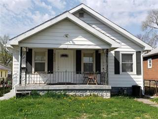 Single Family for sale in 320 East Southern Avenue, Indianapolis, IN, 46225