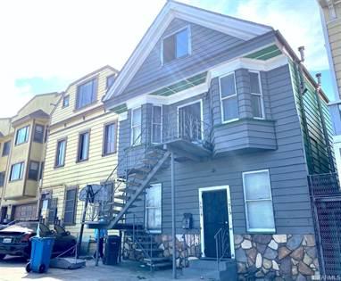 Multifamily for sale in 1919 Oakdale Avenue, San Francisco, CA, 94124
