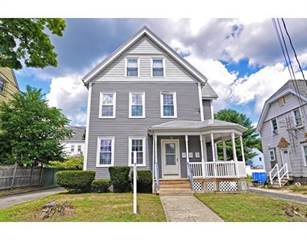 Multi-family Home for sale in 8 Newcomb Pl, Taunton, MA, 02780