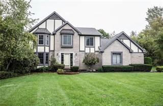 Single Family for sale in 13052 PEMBROOKE Circle, Green Oak, MI, 48178