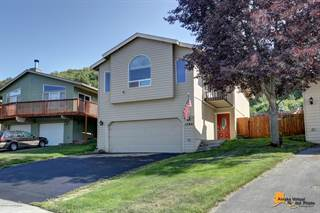 Single Family for sale in 17841 Beaujolais Drive, Eagle River, AK, 99577