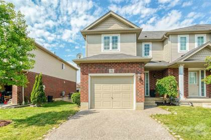 Condominium for sale in 468 Doon South Dr, Kitchener, Ontario, N2P 0A2