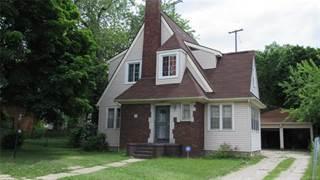 Single Family for sale in 1708 FOREST HILL, Flint, MI, 48504
