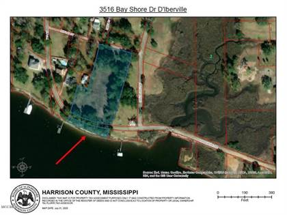 Commercial for sale in 3516 Bay Shore Dr, Diberville, MS, 39540