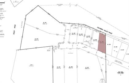 Vacant Land for sale in 43401 BLUE GROUSE LANE, Lindell Beach, British Columbia, V2R0X8