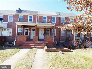 Townhouse for rent in 340 HORNEL STREET, Baltimore City, MD, 21224