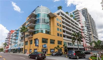 Residential Property for sale in 1120 E KENNEDY BOULEVARD 1419, Tampa, FL, 33602