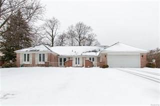 Single Family for sale in 25853 LIVINGSTON Circle, Farmington Hills, MI, 48335