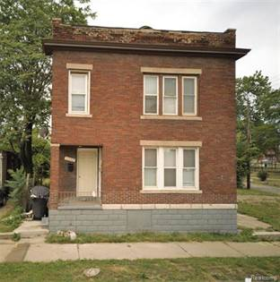 Multifamily for sale in 6244 CADET Street, Detroit, MI, 48209