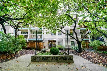 Single Family for sale in 1422 E 3RD AVENUE 220, Vancouver, British Columbia, V5N5R5