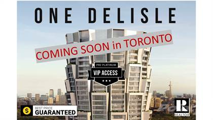 Condominium for sale in 1 Delisle Ave   One Delisle, Toronto, Ontario, M4V 1S8