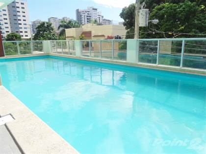 Residential Property for rent in Fully furnished apartment for rent in Piantini, Piantini, Distrito Nacional