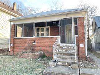 Single Family for sale in 1037 Tecumseh Street, Indianapolis, IN, 46201