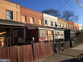Townhouse for sale in 813 TULIP STREET, Camden, NJ, 08104