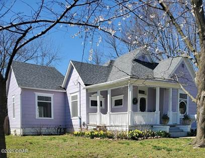 Residential Property for sale in 606 S Ash Street, Nevada, MO, 64772