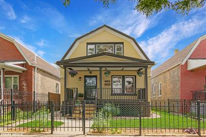 Residential Property for sale in 1139 North Kedvale Avenue, Chicago, IL, 60651