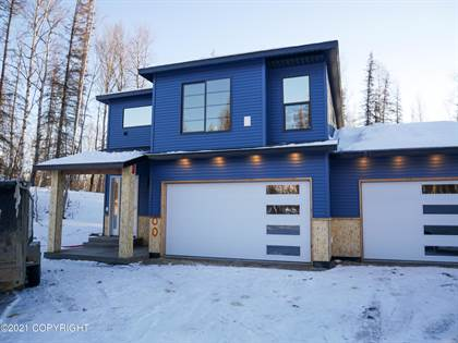 Residential Property for sale in 7600 E Dale Circle, Wasilla, AK, 99654
