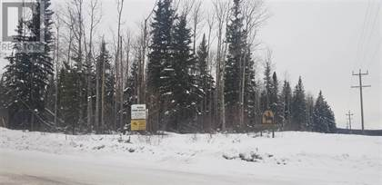 Vacant Land for sale in 2 S MCBRIDE TIMBER ROAD LOT, Prince George, British Columbia, V2N6K2