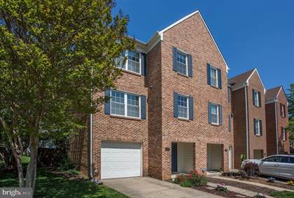 Residential for sale in 2136 HUTCHISON GROVE COURT, Falls Church, VA, 22043