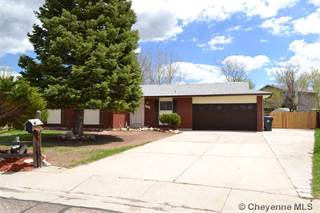 Single Family for sale in 1521 SKYVIEW CIR, Cheyenne, WY, 82007