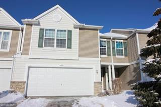 Townhouse for sale in 6419 158th Street W, Apple Valley, MN, 55124