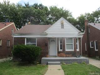 Single Family for sale in 16824 SAINT MARYS Street, Detroit, MI, 48235