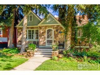 Single Family for sale in 711 Mapleton Ave, Boulder, CO, 80304