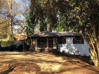 Single Family for sale in 1851 Giben Road SW, Atlanta, GA, 30315