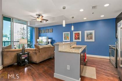 Residential Property for sale in 1080 Peachtree St 1014, Atlanta, GA, 30309