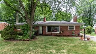 Single Family for sale in 18345 NORWICH Road, Livonia, MI, 48152