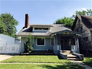Single Family for sale in 194 FARRAND Park, Highland Park, MI, 48203