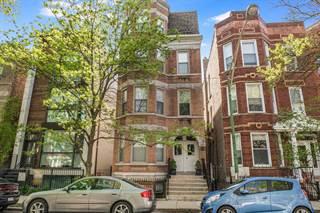 Condo for sale in 1032 North Marshfield Avenue 1F, Chicago, IL, 60622