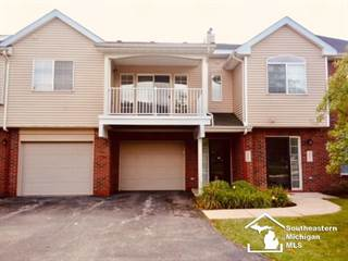 Townhouse for sale in 24009 Fairlane, Woodhaven, MI, 48183