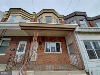 Townhouse for sale in 4662 JAMES STREET, Philadelphia, PA, 19137