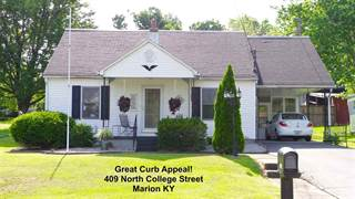 Single Family for sale in 409 North College Street, Marion, KY, 42064