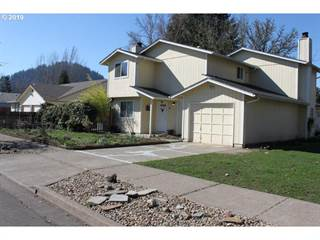 Townhouse for sale in 598 67TH PL, Springfield, OR, 97478