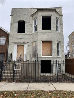 Multifamily for sale in 3856 West Grenshaw Street, Chicago, IL, 60624