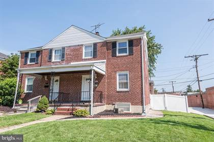 Residential Property for sale in 2926 CLEARVIEW AVE, Baltimore City, MD, 21234