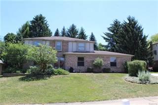 Single Family for sale in 41973 Waterwheel Road, Northville, MI, 48168