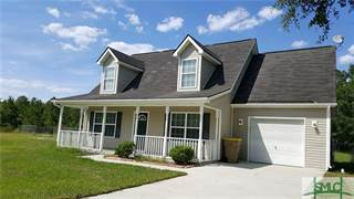 Single Family for sale in 326 Barrister Circle, Greater Springfield, GA, 31312