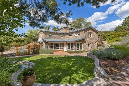 Residential Property for sale in 182 Tesuque Village Road, Santa Fe, NM, 87506