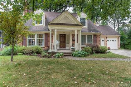 Residential for sale in 1266 BEECH Street, Plymouth, MI, 48170