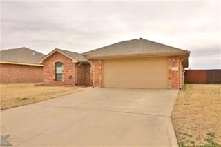 Single Family for sale in 225 Miss Ellie Lane, Abilene, TX, 79602