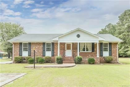 Residential Property for sale in 11901 Pole Run Road, Disputanta, VA, 23842