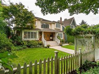 Single Family for sale in 3851 W 31ST AVENUE, Vancouver, British Columbia, V6S1Y2