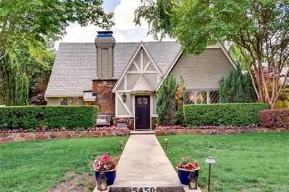 Residential Property for sale in 5450 Mccommas Boulevard, Dallas, TX, 75206